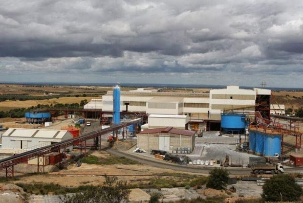 Minas De Aljustrel: Acidente De Trabalho Nas Minas De Aljustrel