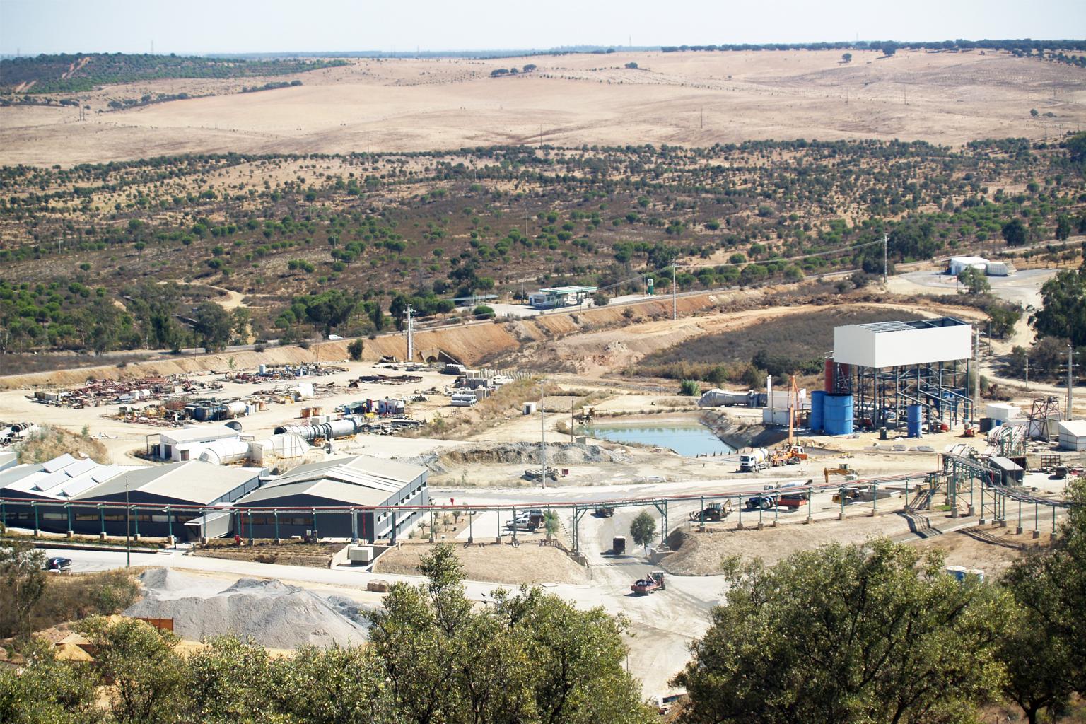 Aljustrel: PCP Defende Intervenção Do Governo Nas Minas De Aljustrel